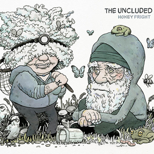 The Uncluded - Scissorhands