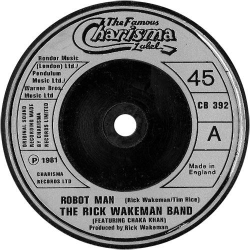 Robot Man feat. Chaka Khan (Chrome Canyon edit) (Free Download)