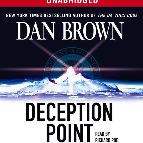 Deception Point unabridged audio clip by Dan Brown