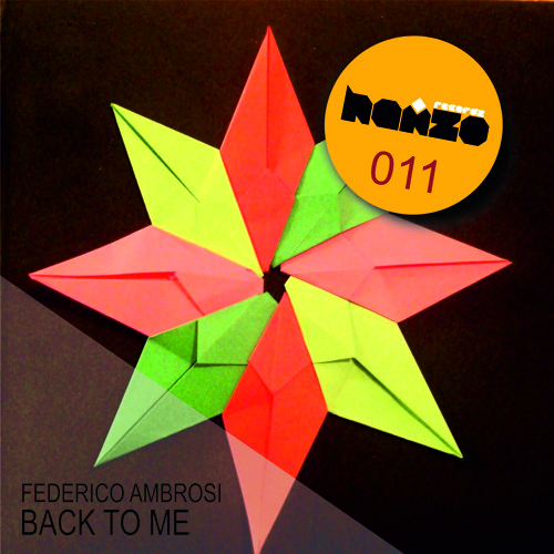 Burning for You (Original Mix) FEDERICO AMBROSI (HNZ011) **Beatport Exclusive