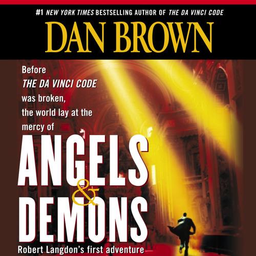 Angels & Demons unabridged audioclip by Dan Brown