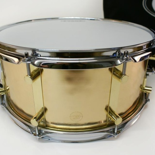 Bigwood Paiste Snare -  Low Tuning (1x Moongel)