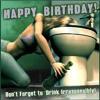 Birthday Booty Bounce