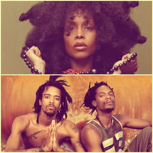 On and On Erykah Badu VS Dead Prez Remix/Cover Erica Dee