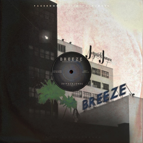 Breeze ft. Sir Jameson (Prod. By Spacedtime)