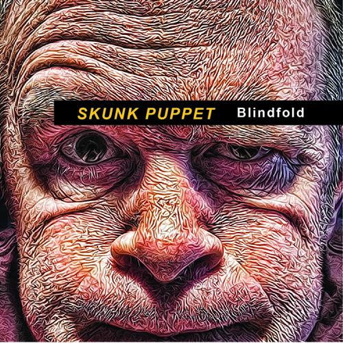 Skunk Puppet - Blindfold