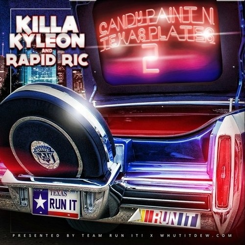 Killa Kyleon Feat Big K.R.I.T. - Time Machine (Freestyle)