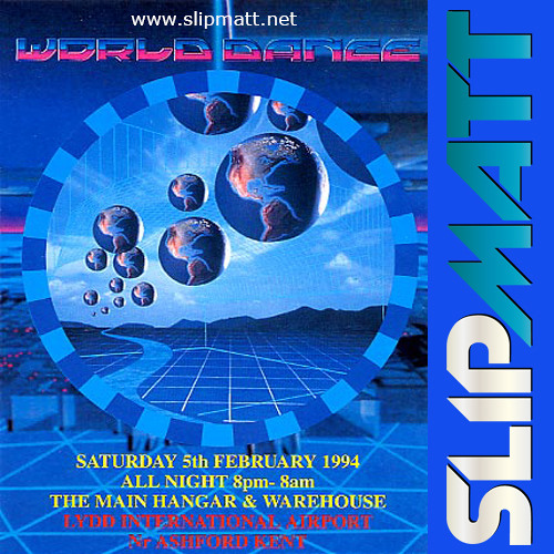 Slipmatt - Live @ World Dance Lydd Airport 05-02-1994