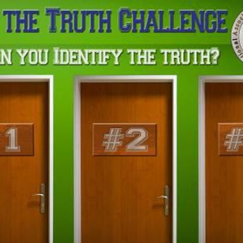 Take the Truth Challenge: Can you find the truth?