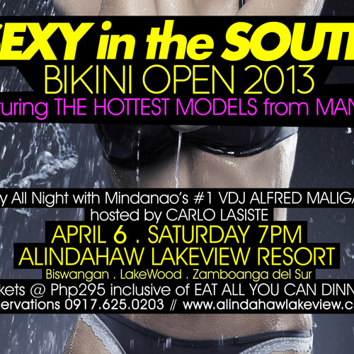 SEXY IN THE SOUTH - Bikini Open 2013