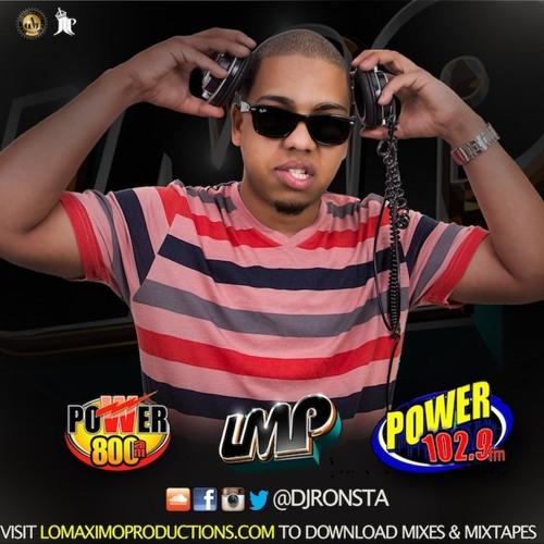 DJ Ronsta - Dembow Mix 5