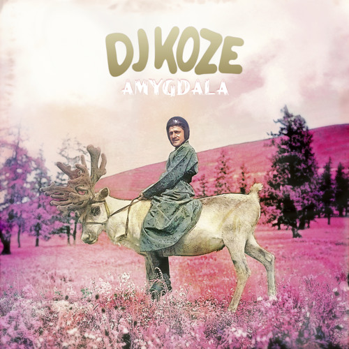 DJ Koze - Royal Asscher Cut