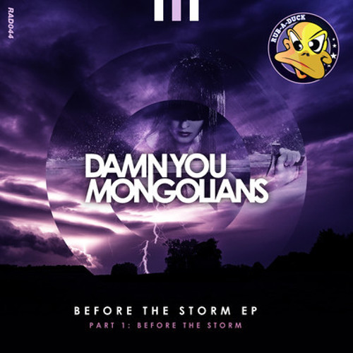 Damn You Mongolians - Before The Storm (Ft Natalie Holmes) HIGH CALIBRE REMIX (DEMO)