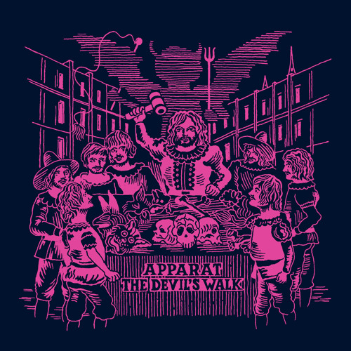 Apparat - The Devil's Walk - Goodbye
