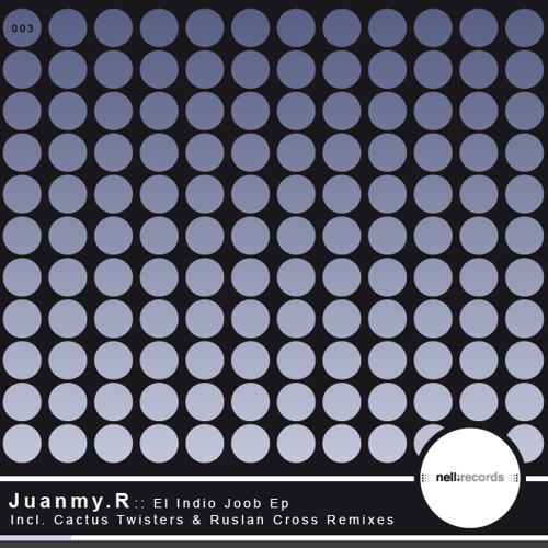 NELL003 ::: Juanmy.R - El Indio Joob (Original Mix) OUT NOW ON BEATPORT !