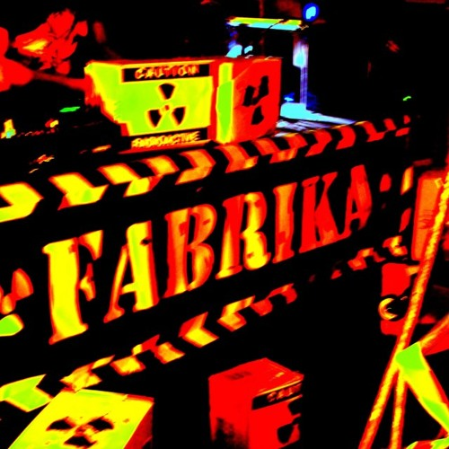 Tiiki - FABRIKA #1 23/02/2013 - How it begins..