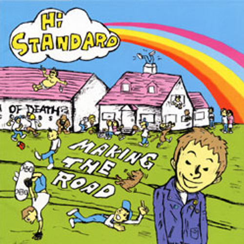 Hi-STANDARD - Stay Gold -