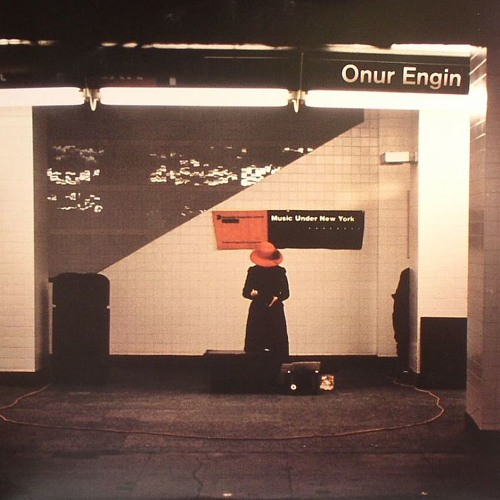 GVRLP01 — Onur Engin — Music Under New York 2xLP