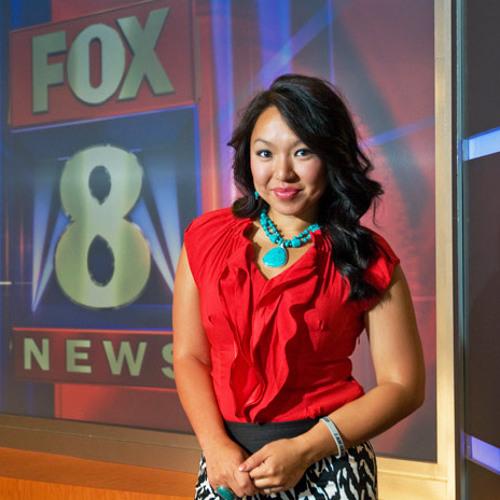 Fox 8's Melissa Reid Interview 3/21/2013