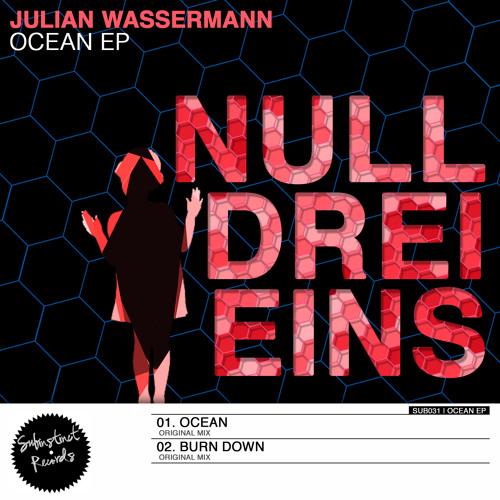 SUB031 - Julian Wassermann - Burn Down (Original Mix) clip