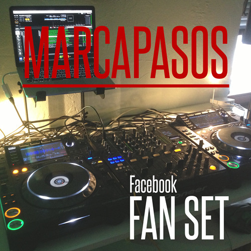 Marcapasos FB Fan SET Berlin House/nu Disco