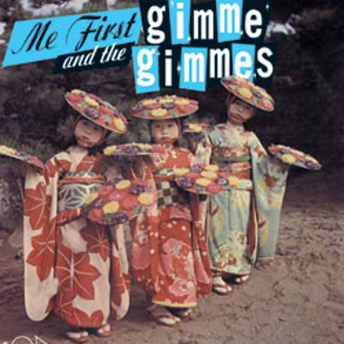 ME FIRST AND THE GIMME GIMMES - The Boxer -