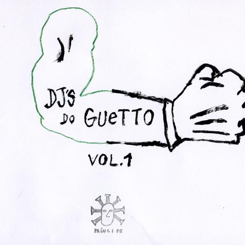 PR001 CD 1 Dj´s Di Guetto Vol. 1 - Dj Marfox - Apito Do Guetto [2006.Reed2013]