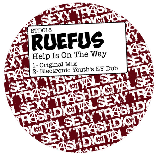 RUEFUS HELP IS ON THE WAY (ORIGINAL MIX)