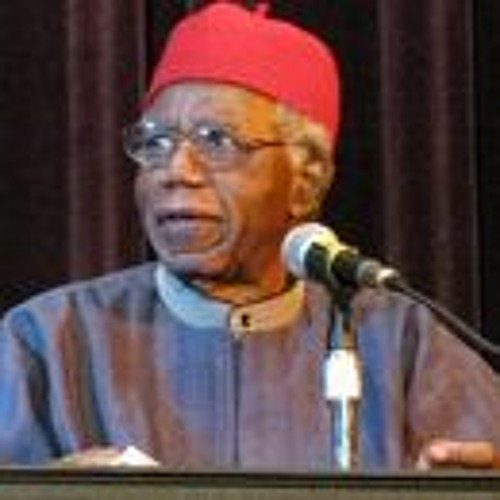 African Author Chinua Achebe Dies at 82
