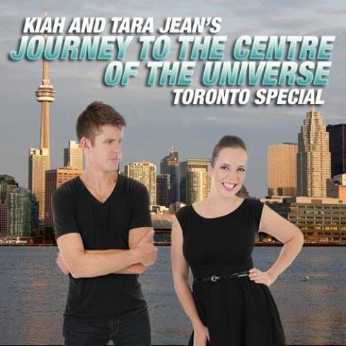 "Kiah & Tara Jean Play ""Turbo Tourist"" Toronto Style"