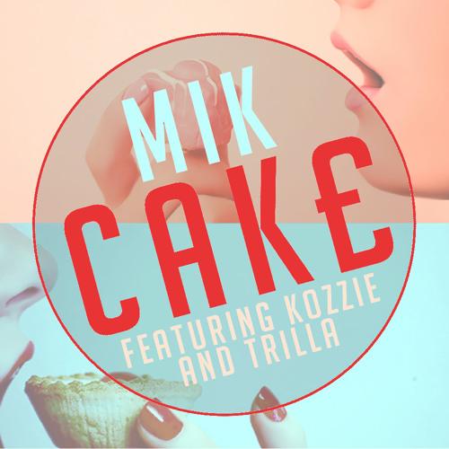 MIK feat. Kozzie & Trilla - CAK£ (Vital Techniques Remix) *OUT NOW!!!