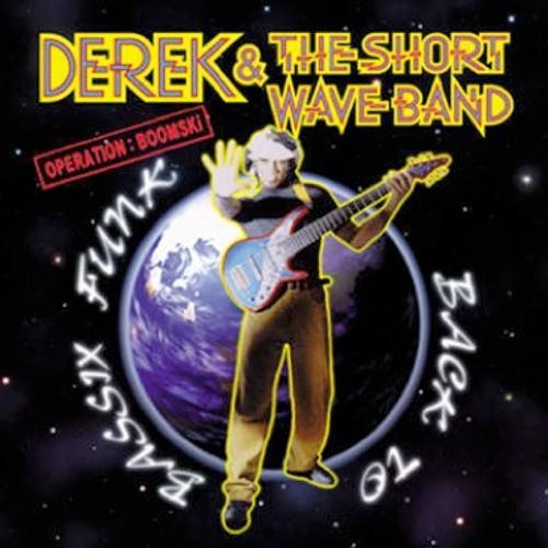 "Derek ""Boomski"" Short - Honey Dip"
