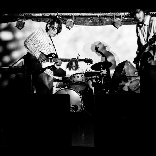The Holydrug Couple - Long rain (Live at Mercury Lounge)