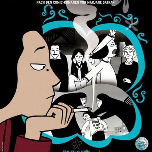 'Persepolis' author reacts CPS restriction of graphic novel