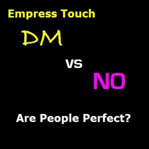Are People Perfect? (Danny Nightingale's back to 92 remix)
