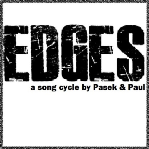 """Be My Friend (The Facebook Song)"" - Edges by Pasek & Paul - piano backing track SAMPLE"