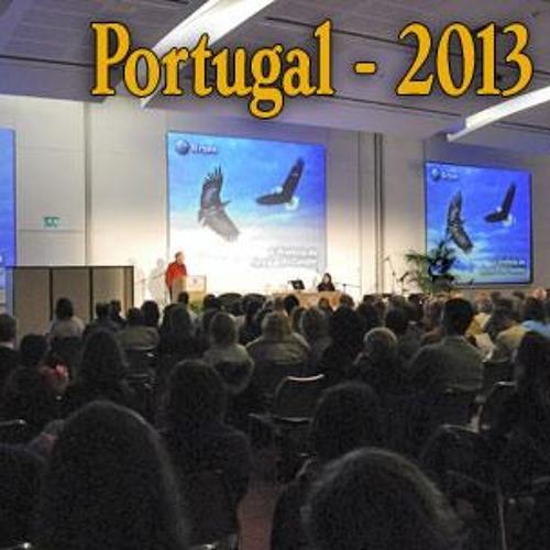 Kryon - A casa da natureza humana - Lisboa 2013