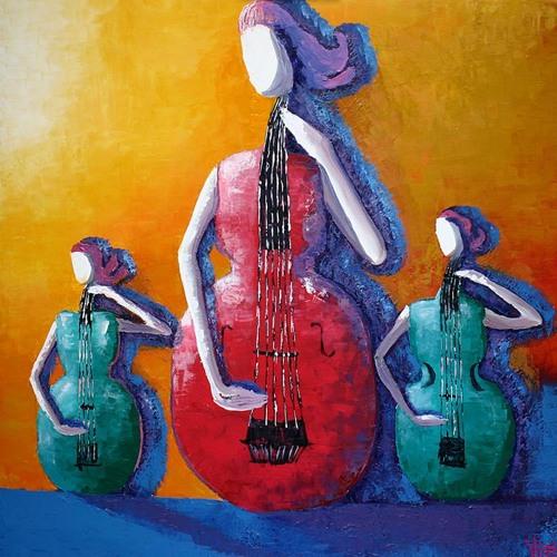 "String Trio #1, 1st Movement - ""Dance"""