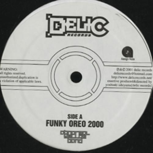 Abnormal Yellow Band/FUNKY OREO2000