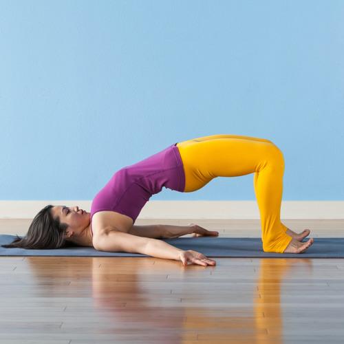 Forrest Yoga Back Bends (Level 2; Inversions & Wheel Walkover; 1 hr 47 min)