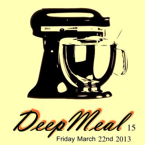 Shlomi B. 'Deep Meal' 015 Tunnel Fm March 2013