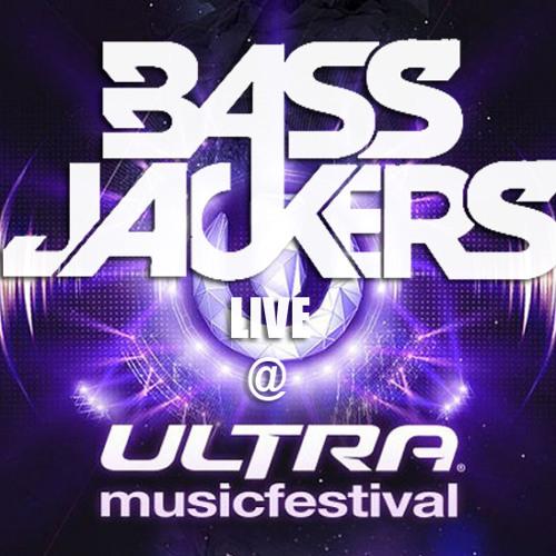 Bassjackers - Live @ Ultra Music Festival 2013 UMF (Miami)