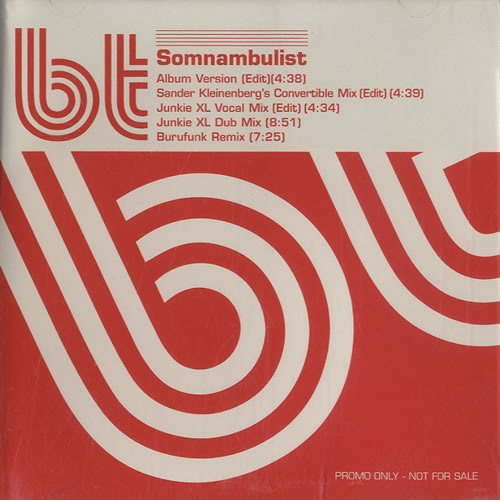 Somnambulist (Simply Being Loved) - Derrick Hayes Bootleg