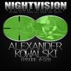Alexander Kowalski [DE] - NightVision Techno PODCAST 28 pt2