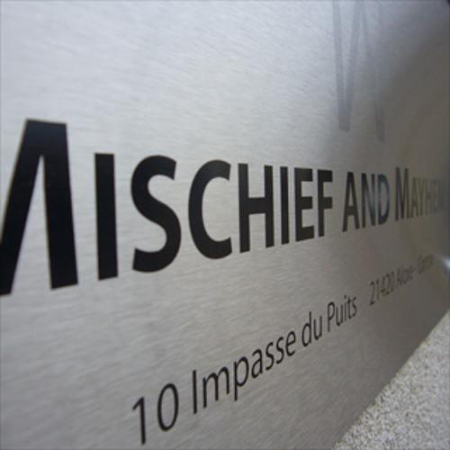 MISCHIEF SO SICK