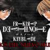Keyblade - El Dios del Nuevo Mundo (DEATH NOTE FRIKIRAP)