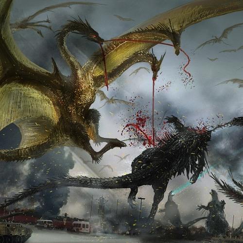 Ballade of Godzilla