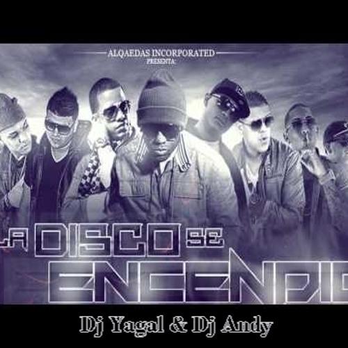 DJ ANDY & DJ YAGAL - MIX LA DISCO SE ENCENDIO VOL. 2