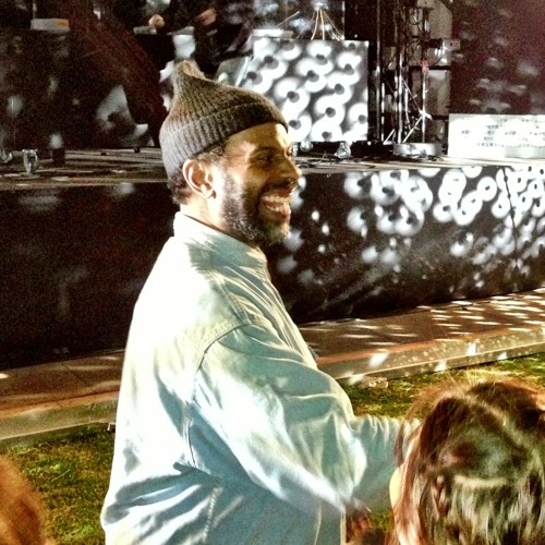 THEO PARRISH - LIVE @ STAR FES. 2013