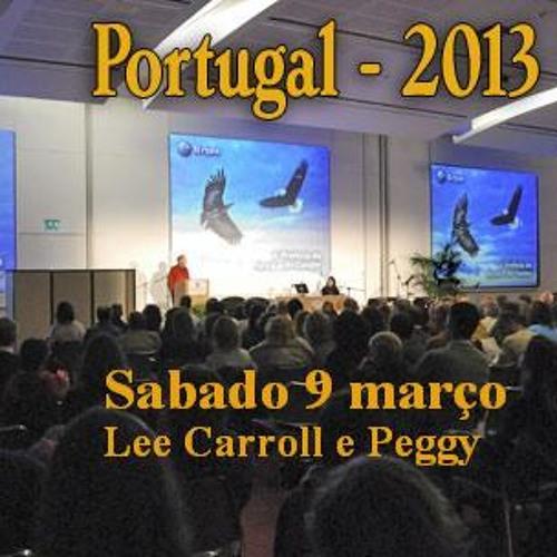 KRYON em LISBOA 2013 - Lee Carrol -e-Peggy
